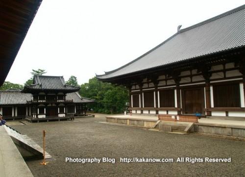 United Nations World Heritage Site Toshodai-ji Temple, Nara Japan, Photo by KaKa, http://kakanow.com