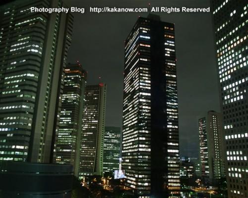 Night in Shinjuku, Tokyo, Japan. Photo by KaKa. http://kakanow.com