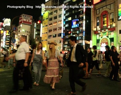 Night in Kabukicho, Shinjuku, Tokyo, Japan. Photo by KaKa. http://kakanow.com