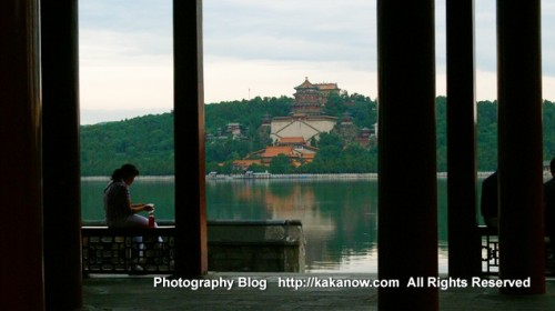 The summer palace in Beijing, China. Photo by KaKa.