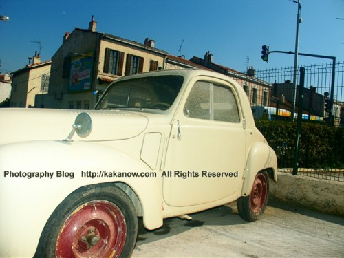 Classic cars, France Marseille Photo by kaka.