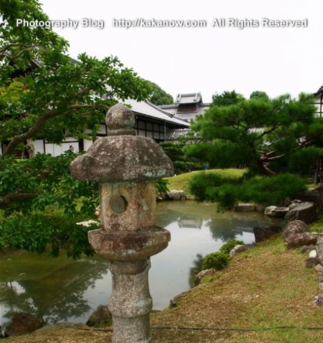 The Cao Dai Temple in Kyoto. Japan travel, summer. Photo by KaKa.