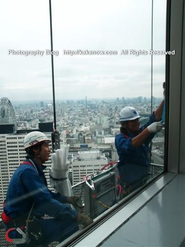 """""""Tokyo Spider Man"""". Japan Tour, Tokyo Panorama. Photo by KaKa."""