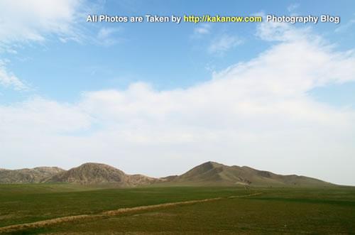 China travel, Inner Mongolia, Horqin Prairie. Photo by KaKa.