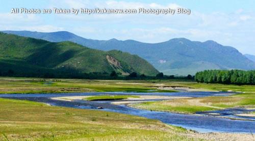 China travel, Inner Mongolia, Hing'an region. Photo by KaKa.