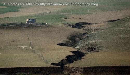 China travel, Inner Mongolia prairie. Photo by KaKa.