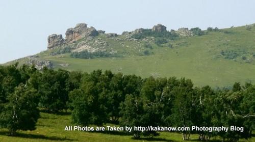 China travel, Inner Mongolia, Hexigten, Arshatu Geopark. Photo by KaKa.