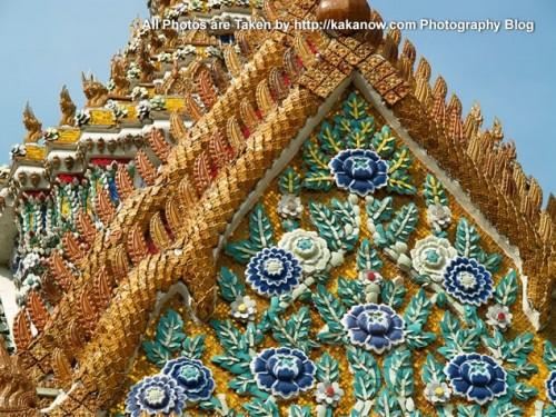 Thailand travel, Bangkok, Grand Palace. Photo by KaKa.