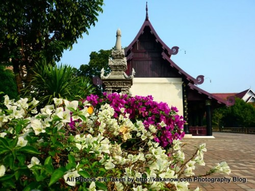 Thailand travel, Chiang Mai, Wat Chedi Luang Temple. This is a magnificent large temple. Photo by KaKa.
