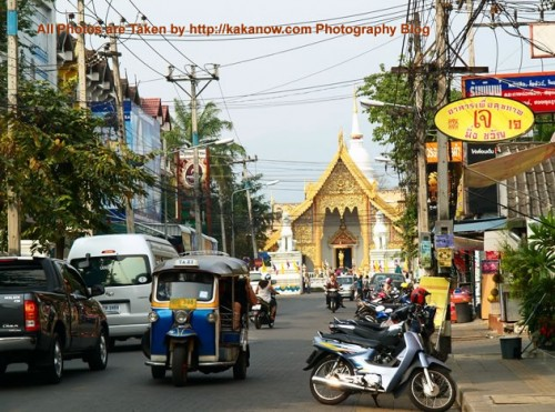 Thailand travel, Chiang Mai, Temple, Wat Phra Sing. Photo by KaKa.