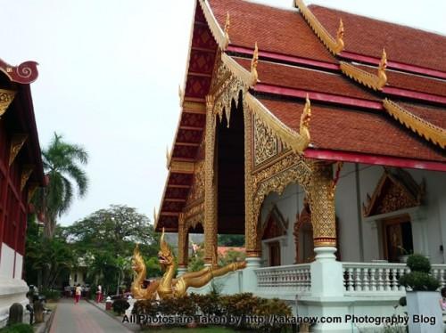 Thailand travel, Chiang Mai, Temple, Wat Phra Sing. Photo by KaKa.