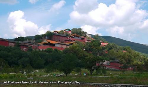 China travel, Shanxi Province, Wutai Mountain. Photo by KaKa.