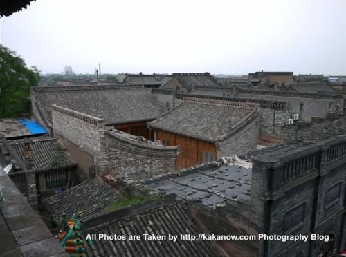 China travel, Shanxi Province, Pingyao Ancient City. Photo by KaKa.