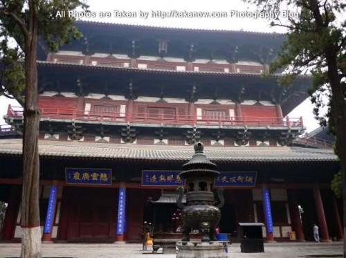 China travel, Hebei Province, Zhengding, Longxing temple. Photo by KaKa.