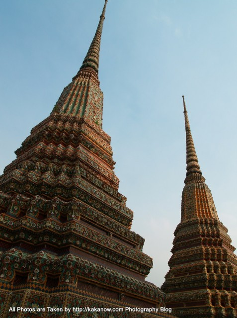 Thailand travel, Bangkok, Grand Palace and Wat Phra Kaeo. Photo by KaKa